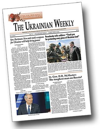 The Ukrainian Weekly