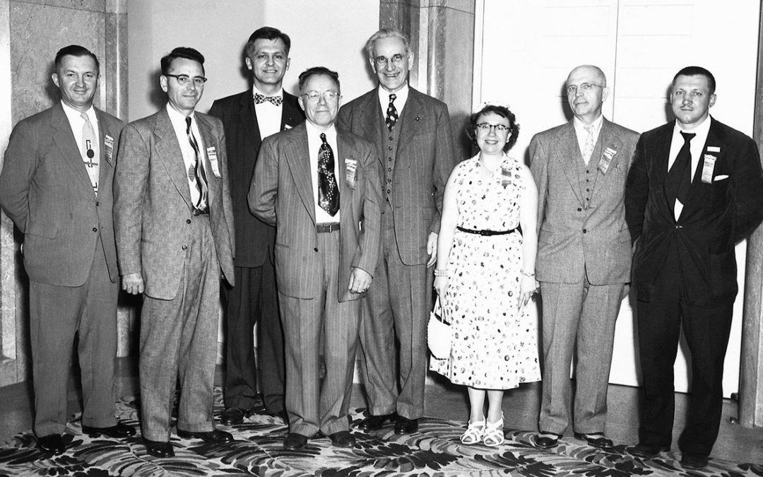 УНСоюз святкує 125 років: Фотофакт з історії, 1954