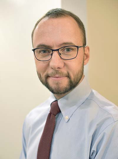 UNA welcomes Andrew Nynka